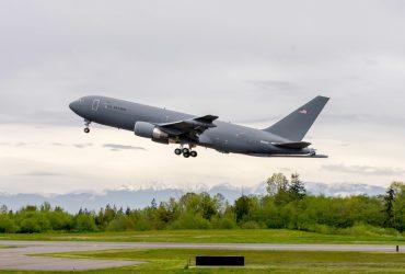 Boeing KC46 N884BA